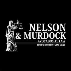 Nelson & Murdock T-Shirt in Black