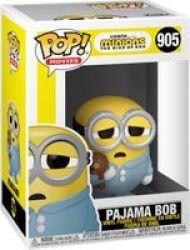 Pop Movies: Minions The Rise Of Gru - Pajama Bob Vinyl Figure