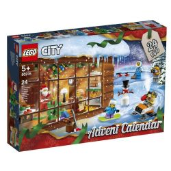 Lego City Lego City Advent Calendar 60235