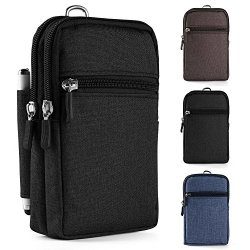 cee1960b3fe1 BaoXinQi Universal Belt Clip Pouch Utility Gadget Waist Bag Pack For Blu  Vivo One XL3 Plus X 8L Studio J8M | R695.00 | Cellphone Accessories | ...