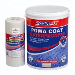 Powafix 5l Powacoat Waterproofer Grey