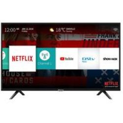 "Hisense 70"" Uhd Smart Tv With Hdr And Digital Tuner"