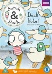Sarah And Duck: Duck Hotel And Other Stories Dvd