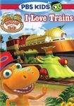 PBS Dinosaur Train: I Love Trains