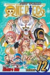 One Piece Vol. 72 - Eiichiro Oda Paperback