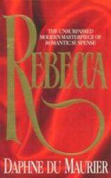 Rebecca Paperback 1ST Avon Books Printing