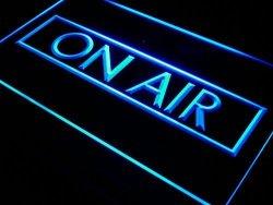 Advpro I480-B On Air Recording Studio New Nr Neon Light Sign