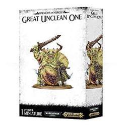 Games Workshop Warhammer Daemons Of Nurgle: Great Unclean One