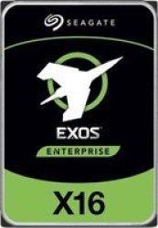 Seagate Exos X16 14TB 3.5 Inch Sata III Internal Hard Drive - 7200RPM