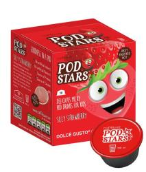 Caffeluxe Pod Stars Silly Strawberry 10 Capsules