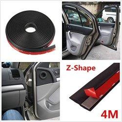 ESUPPORT 5M Car Door Moulding Rubber Scratch Protector Strip Edge Guard Trim