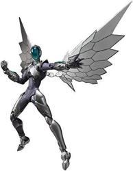 Silver Crow Axel World