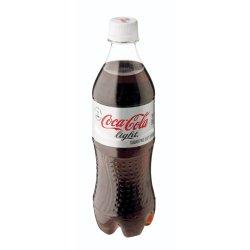 Coca Cola Light Soft Drink Plastic Bottle 500 Ml