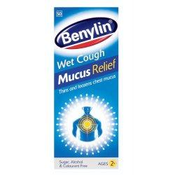 Benylin - Wet Cough Remedy Mucus Relief 100ML
