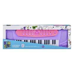 Rockstarz PURPLE Keyboard