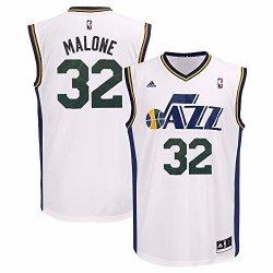 buy online 1532f 9f59c Adidas Karl Malone Utah Jazz Nba Men's White Replica Jersey XL | R1330.00 |  Shirts & T-shirts | PriceCheck SA
