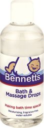 Bennetts - Bath Drops - 6 X 200ML