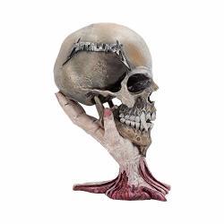 Nemesis Now Metallica Sad But True Skull 22CM Us:one Size Taupe