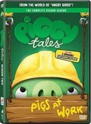 Piggy Tales Season 2 Dvd