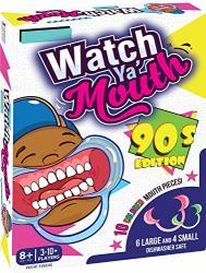 Buffalo Games Watch Ya Mouth - 90'S Edition