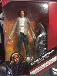 """Anajosily Dc Multiverse Batman V Superman Lex Luthor Action Figure 6"""" In 24 .hn GG_634T6344 G134548TY30602"""