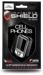 Zagg Invisibleshield Screen Protection For Htc Aria liberty