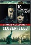 10 Cloverfield Lane Cloverfield Region 1 DVD