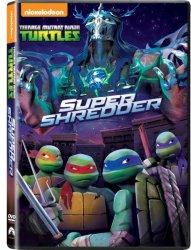 Teenage Mutant Ninja Turtles: Super Shredder Dvd
