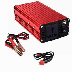 Detool 1000W Power Inverter Continuous Dc 12V 24V To 110V Ac Intelligent Recognition Converter For Cars And Trucks And Household