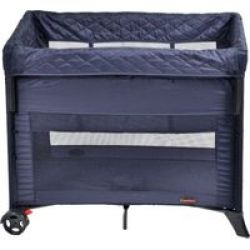 Chelino - Cuddle Me Camp Cot - Navy