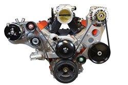 High Mount Ls Alternator & Power Steering Pump Bracket Accessory Kit LS1 Camaro Turbo 551362-2