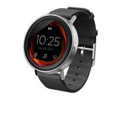 MisFit Vapor Hybrid Smartwatch - Black Silicone
