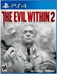 Bethesda The Evil Within 2 PS4