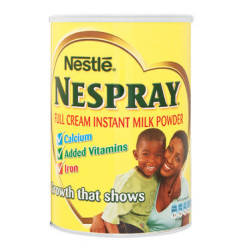 NESTLE Nespray Milk Powder 1 X 1.8kg