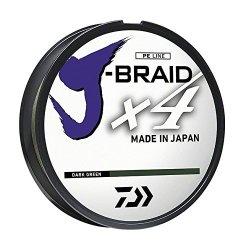 NEW Daiwa J-BRAID GRAND 8X 15lb 300YD SPOOL Gray Light JBGD8U15-300GL