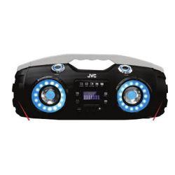 JVC Bluetooth Portable Cd Player - RV-NB22BT