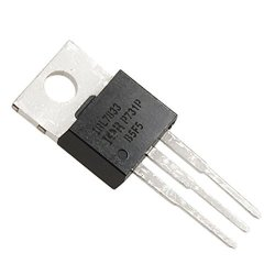 Jekewin 4 Pcs IRL7833 IRL7833PBF N Channel 30V 150A Power Mosfet TO-220AB