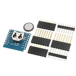 Yongse 10PCS Wemos Rtc DS1307 Real Time Clock + Battery Shield For Wemos D1  MINI | R | Electronics | PriceCheck SA