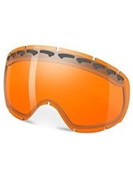 Oakley Crowbar Replacement Lens Persimmon