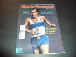Sports Illustrated Oct 29 1979 Bill Rodgers Marathoner