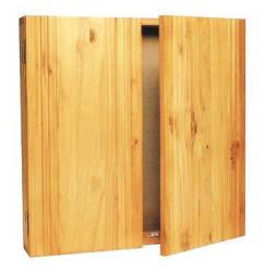 Puma Laminated Dartboard Cabinet