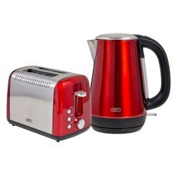 Defy - Red Toaster And Kettle Pack DSB006