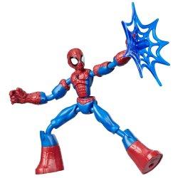 No Brand Spiderman-bend And Flex Asst