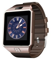 DZ09 Bluetooth Smart Watch With Camera For Samsung S5 Note 2 3 4 Nexus 6 Htc Sony And Other