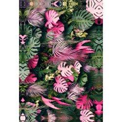Decor - Tropical Leaves - 90 60