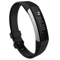 Killerdeals Silicone Strap For Fitbit Alta Ladies-black