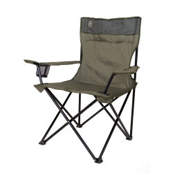Coleman Standard Quad Chair in Green