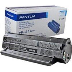 Pantum Laser Toner Cartridge BLACKPC110