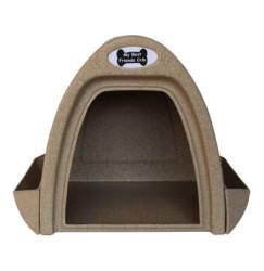 PIONEER PLASTICS Medium Dog Kennel