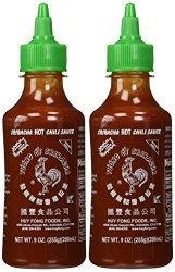 Twang Twangerz Snack Topping Sriracha Hot Chili Salt 4pk